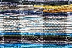 View of ukrainian carpet Stock Photo