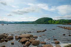 View of ullswater Royalty Free Stock Image