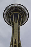 View from under Seattles Space Needle Royalty Free Stock Photo