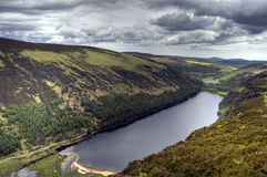 View of Upper Lake. Ireland Stock Photography