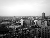 View of the Urban City royalty free stock images