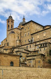 View of Urbino, Italy Royalty Free Stock Images