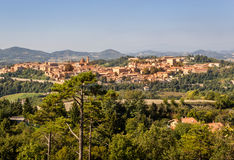 View of Urbino Stock Image