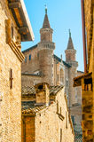 A View of Urbino Royalty Free Stock Photo