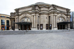 View of Usher Hall in Edinburgh Stock Photo