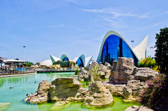 View of Valencia Royalty Free Stock Photos