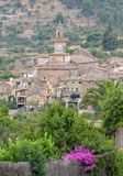 A View of Valldemossa in Mallorca, Spain Stock Photo