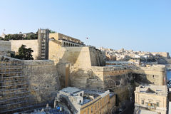 View of Valletta buildings, Malta Royalty Free Stock Image