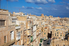 View of Valletta. Malta Stock Photos