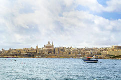 View of Valletta Royalty Free Stock Images