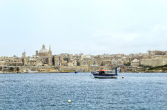 View of Valletta Royalty Free Stock Image