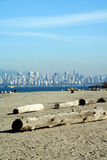 View of vancouver downtown Royalty Free Stock Image