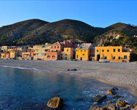 View varigotti Royalty Free Stock Photo