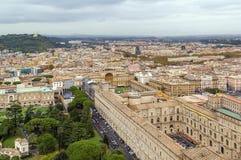 View of Vatican Stock Photo