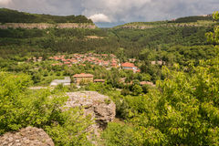 View of Veliko Tarnovo Royalty Free Stock Images