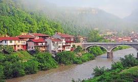 View of Veliko Tarnovo Royalty Free Stock Photos