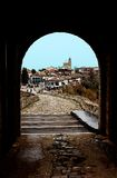 View of Veliko Tarnovo Stock Photos