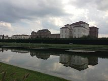 View of the Venaria Reale Stock Photography