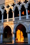 View of Venezia, Venecia, Venice and the canals stock images
