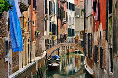 View of Venice. Royalty Free Stock Images