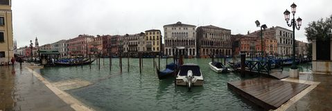 View from Venice Stock Photography