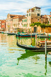 View in Venice Royalty Free Stock Images