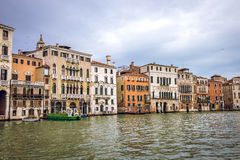 View of Venice Grand Canal Royalty Free Stock Photos