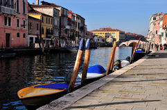 View on Venice island Royalty Free Stock Images