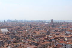 View of Venice Stock Photography