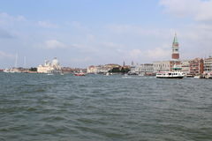 A View of Venice Royalty Free Stock Photo