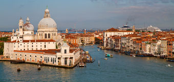 A view of Venice Italy Stock Photography