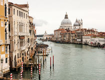 The view of Venice, Italy Stock Images