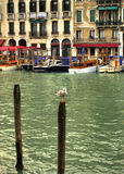 View of Venice, Italy. Stock Images