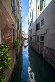 View of Venice's canal grande Royalty Free Stock Images