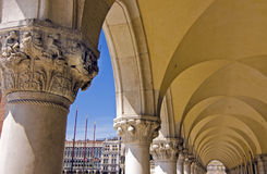 View of venice Royalty Free Stock Photo