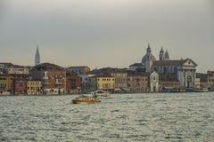 St. Mary of the Rosary church in Venice, Italy, 2016 royalty free stock photo