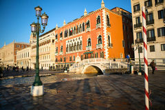 View in Venice Royalty Free Stock Photography