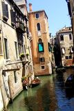 View in Venice (Venezia, Vinegia,Venexia, Venetiae) Stock Photography