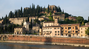 View on Verona Royalty Free Stock Photo