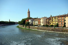 View of Verona, Italy Stock Images