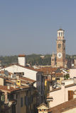 View of the Verona (Italy) Royalty Free Stock Photography