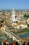 View of Verona, Italy Royalty Free Stock Photography