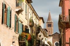 View of Verona, Italy Royalty Free Stock Photo