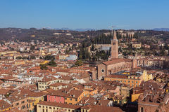 View of Verona Stock Image