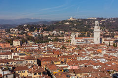 View of Verona Stock Photo