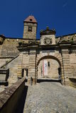 View of the VESTE COBURG castle in Coburg, Germany Stock Photography