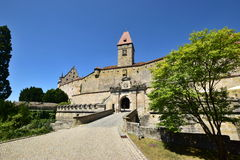 View of the VESTE COBURG castle in Coburg, Germany Stock Image