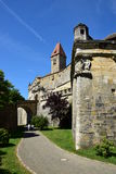 View of the VESTE COBURG CASTLE in Coburg, Germany Royalty Free Stock Photo