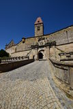 View of the VESTE COBURG CASTLE in Coburg, Germany Royalty Free Stock Photography