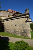 View of the VESTE COBURG CASTLE in Coburg, Germany Royalty Free Stock Photos